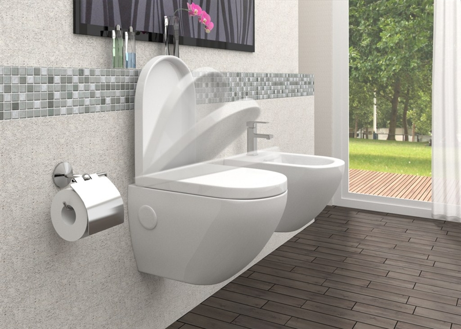 wandh ngend h nge toilette weiss set wc vito softclose bidet vito vorwandelement. Black Bedroom Furniture Sets. Home Design Ideas
